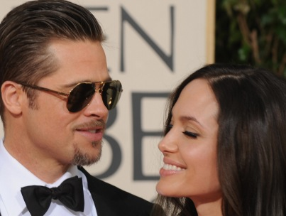 Morning Buzz: Brad Pitt and Angelina Jolie Nominated for British Oscars