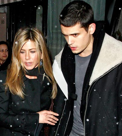 Jennifer Aniston to John Mayer: No Ring, No Sex
