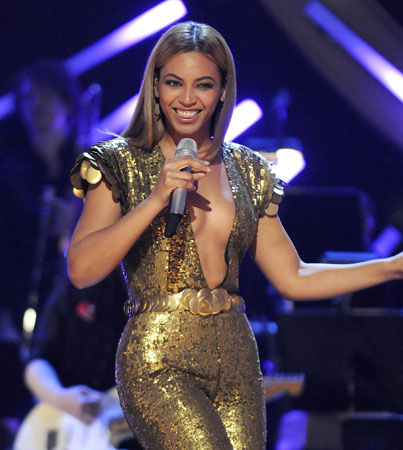 Beyoncé Will Sing for Obama's First Inaugural Dance
