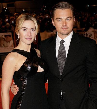 Kate Winslet, Leonardo DiCaprio on a 'Revolutionary Road' Trip