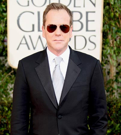 Kiefer Sutherland: 'We're All Going to Die!'
