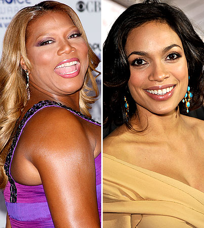 Queen Latifah and Rosario Dawson Join Kids' Inaugural Ball