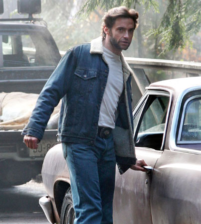 Hugh Jackman Still Working on 'Wolverine'