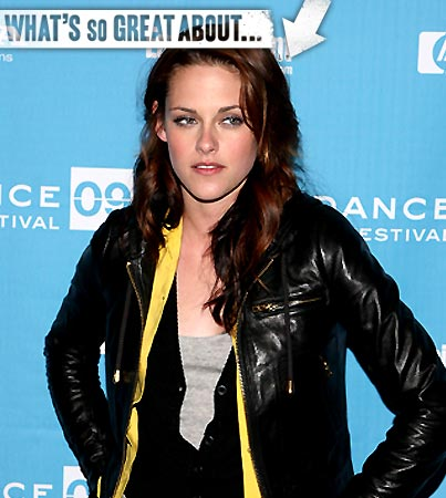 What's So Great About…Kristen Stewart?