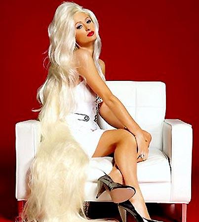 Paris Hilton: Heiress or Hair-ess?