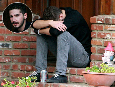 Shia LaBeouf: Why So Sad?