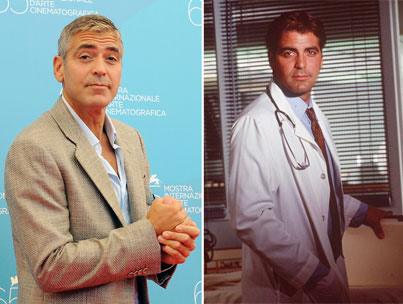George Clooney: Paging Dr. Ross