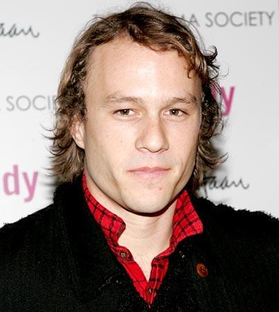 Oscar Nom for Heath Ledger on Anniversary of Death