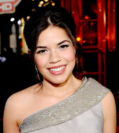 America Ferrera in 'New Moon'?