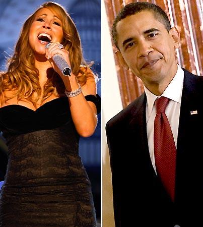 Mariah Carey's Inaugural Snub