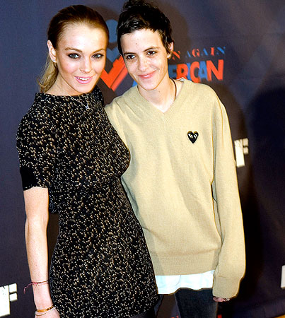 Lindsay Lohan and Samantha Ronson: The Real Skinny
