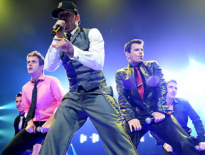NKOTB Announce Spring Tour Dates