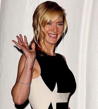 Kate Winslet at the Santa Barbara Film Festival