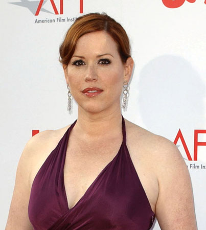 Molly Ringwald: Pregnant With Twins!