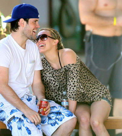 Hilary Duff: In Love and Taking On the 'Ghost'