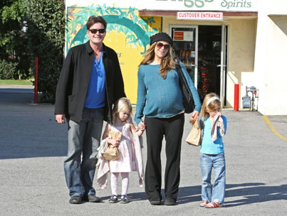 Charlie Sheen: Pregnant with Family Fun