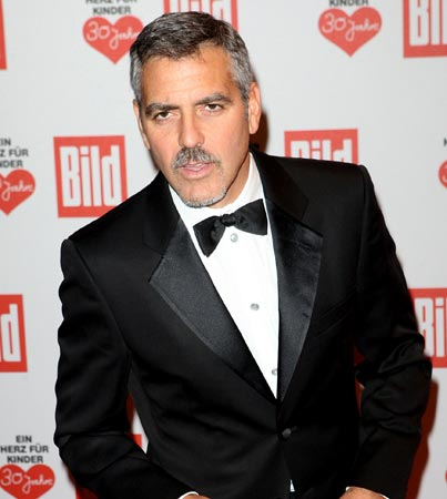 Thousands Line Up to Work with George Clooney