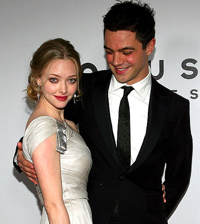 Whereabouts: Amanda Seyfried and Dominic Cooper