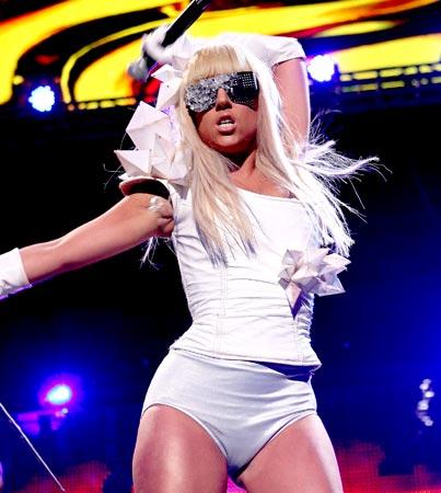 Lady GaGa's (Sorta) Naked Past