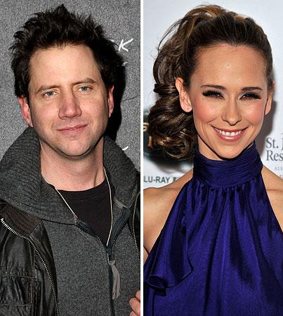Jennifer Love Hewitt: On-Set Romance?