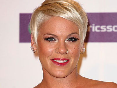 "VIDEO: Pink Begs ""Please Don't Leave Me"""
