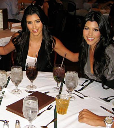 Trend Spotting With Kim Kardashian: Bon Appétit