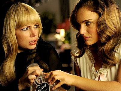 Michelle Williams and Natalie Portman: Catfight!