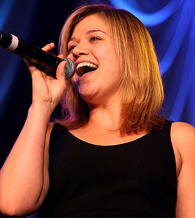 Kelly Clarkson Is Number One!