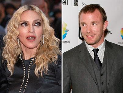 Guy Ritchie's Dad Blasts Madonna