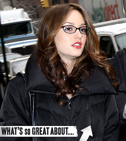 What's So Great About…Leighton Meester?