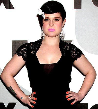 Kelly Osbourne's Relapse: Blame It On London
