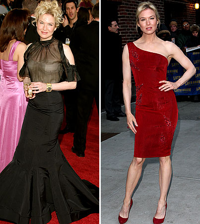 Renee Zellweger: Fashion Redemption