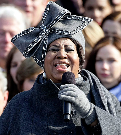 Smithsonian to Aretha Franklin: Give Us Your Hat!