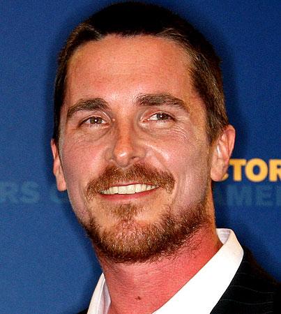AUDIO: Christian Bale's Apparent 'T4′ Meltdown
