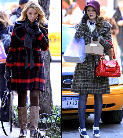 It's Back to Work for the 'Gossip Girl' Crew