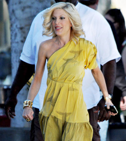 Tori Spelling: Donna Martin Is Back!