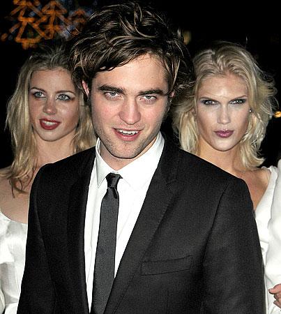 Robert Pattinson: April's 'GQ' Coverboy?