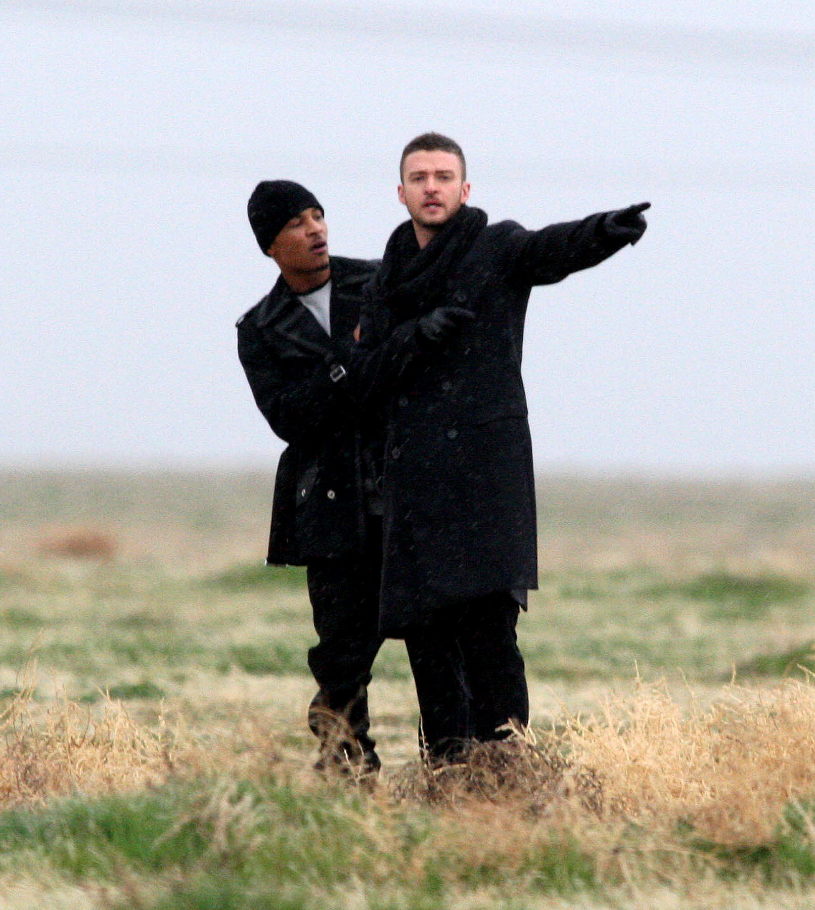 Justin Timberlake and T.I. Are Shooting for a Hit