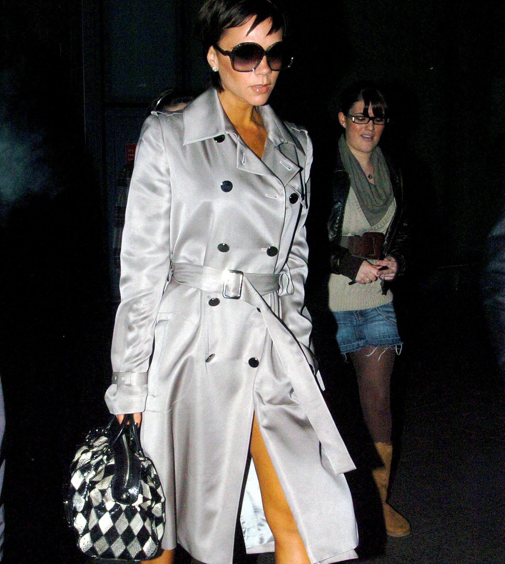 Victoria Beckham: Flasher?