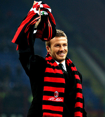David Beckham Willing to Lose Millions to Leave L.A.