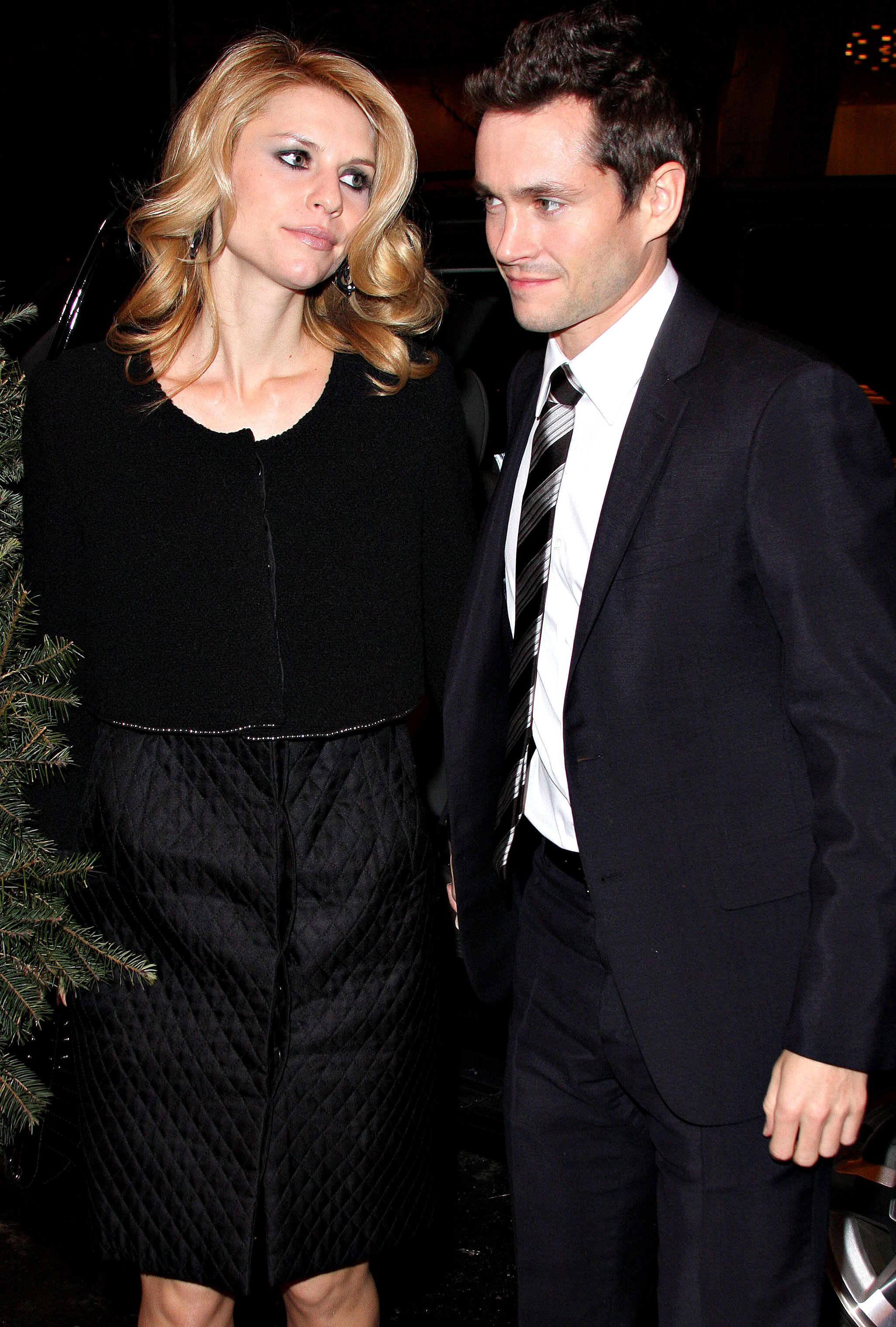 Claire Danes & Hugh Dancy: From Evening Wear to Wedding Apparel