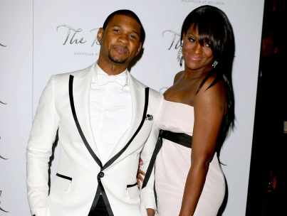 Usher's Wife Tameka Foster Ill Due To Plastic Surgery?