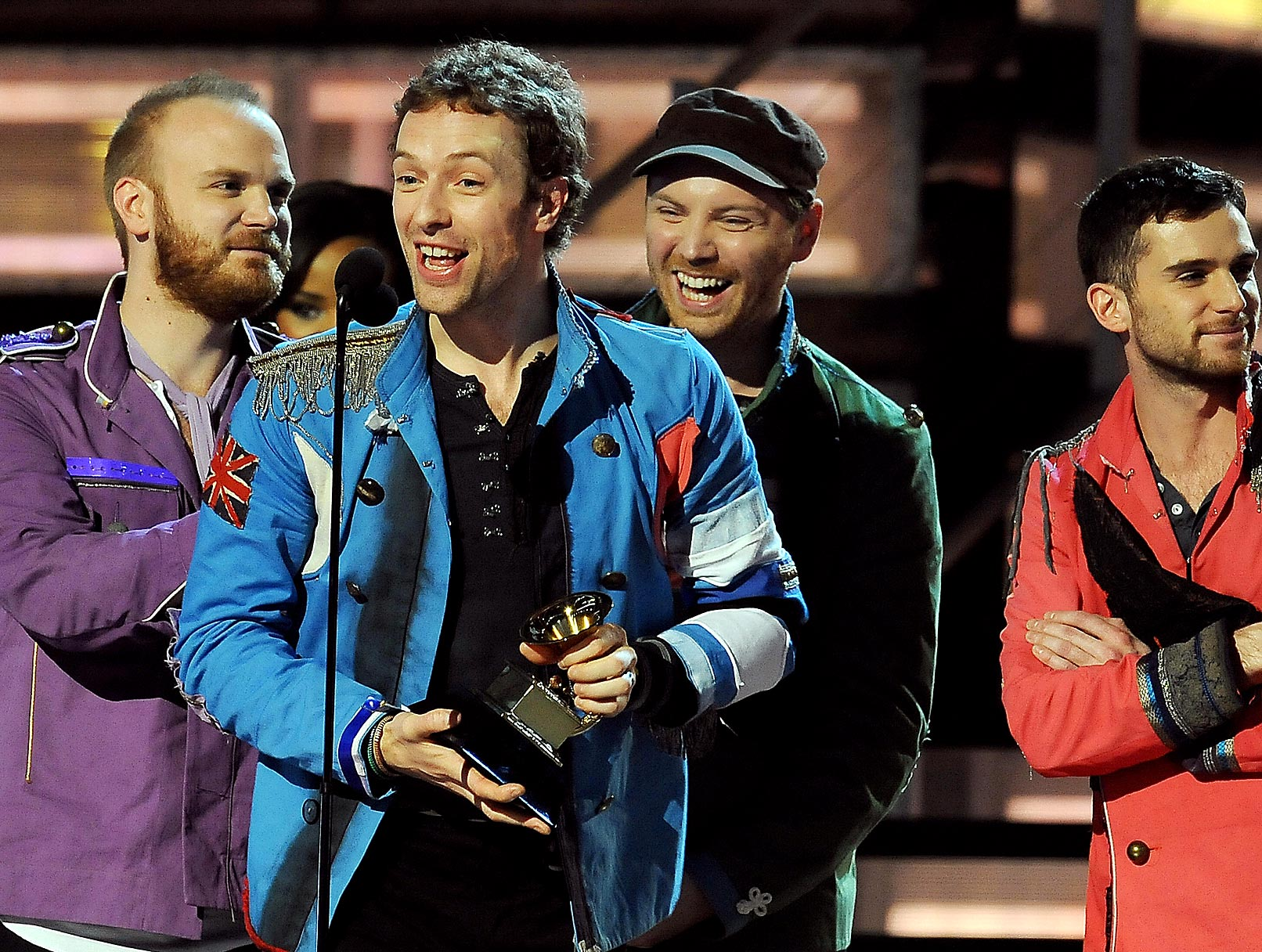 The Grammy's: Winners & Performers!