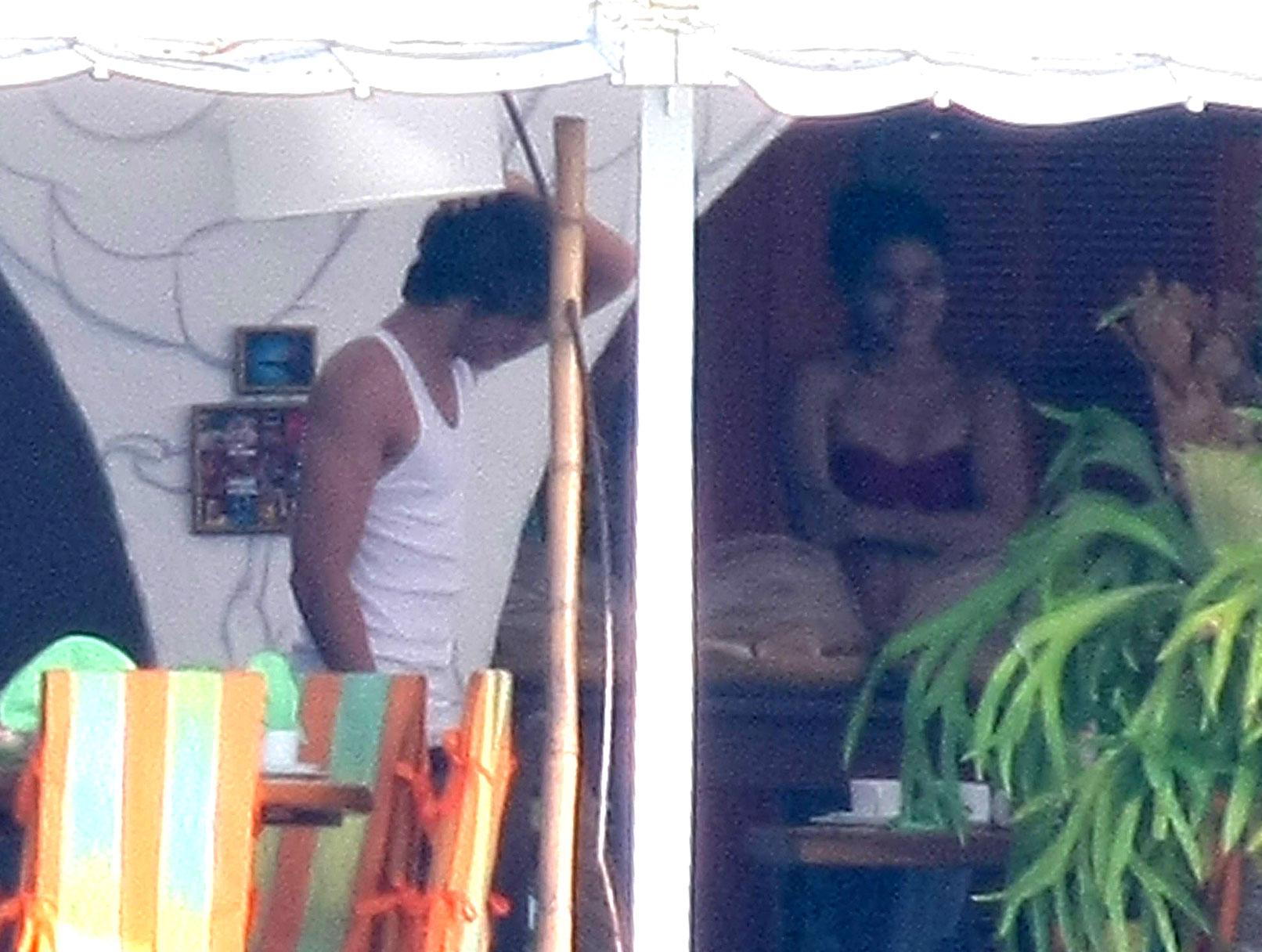 Zac Efron and Vanessa Hudgens' Secret Brazilian Getaway