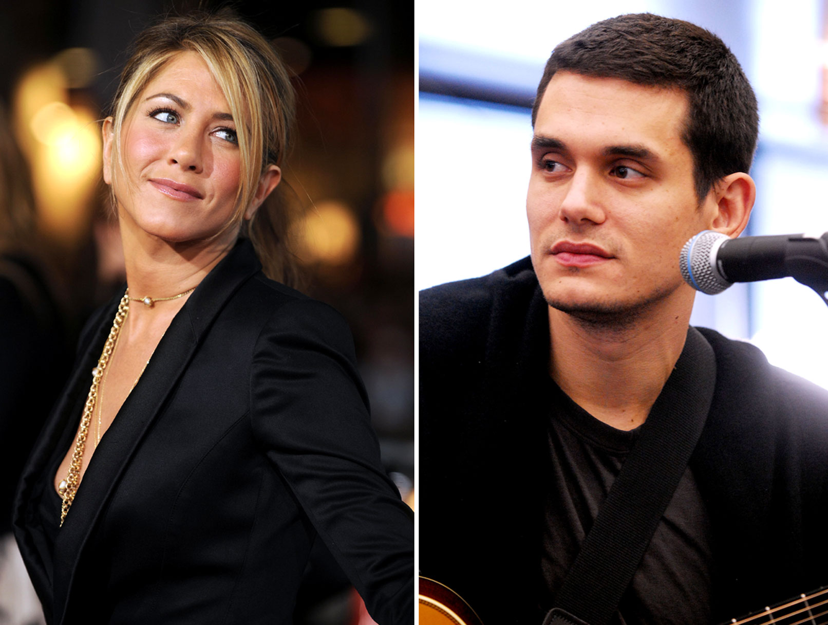John Mayer Says 'Happy Birthday' to Jen Aniston with a Song