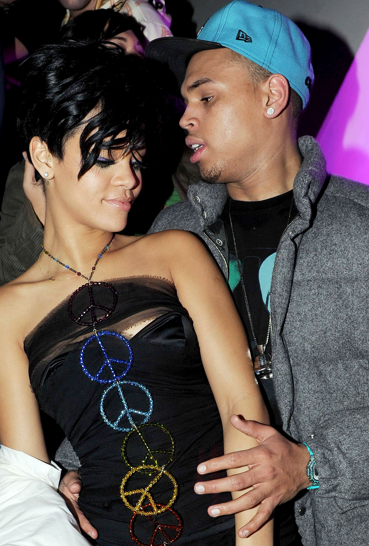 Chris Brown and Rihanna Brawl: Was a Text Message the Cause?