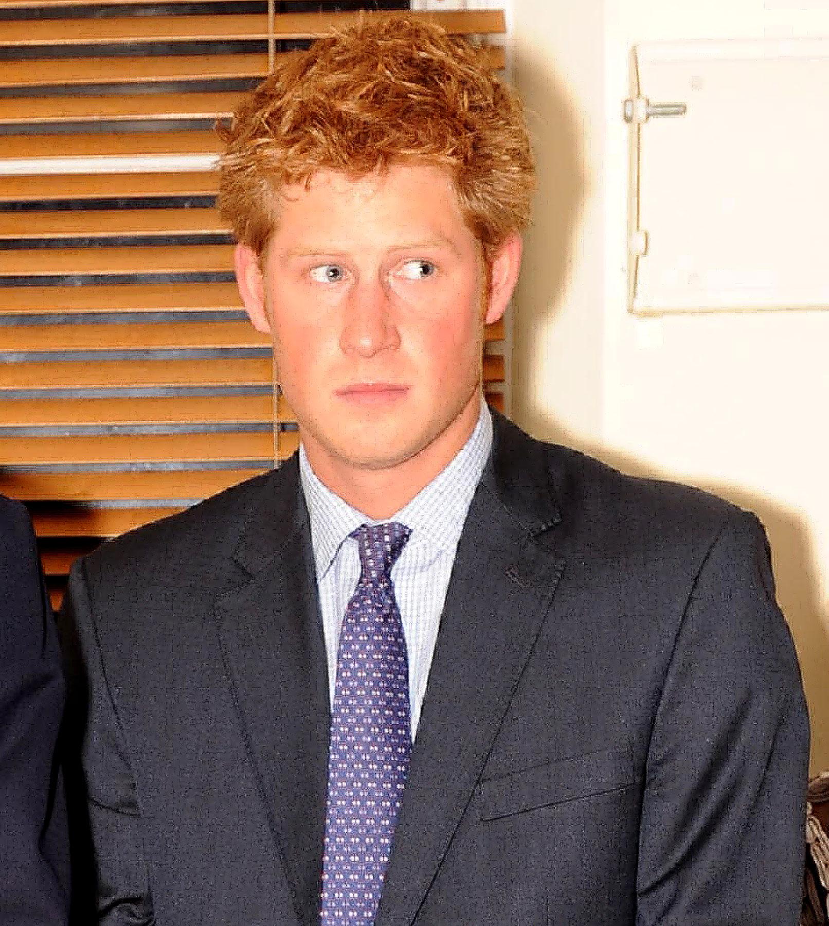 Prince Harry To Get Sensitive