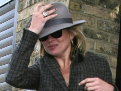 Kate Moss: Beer Bust