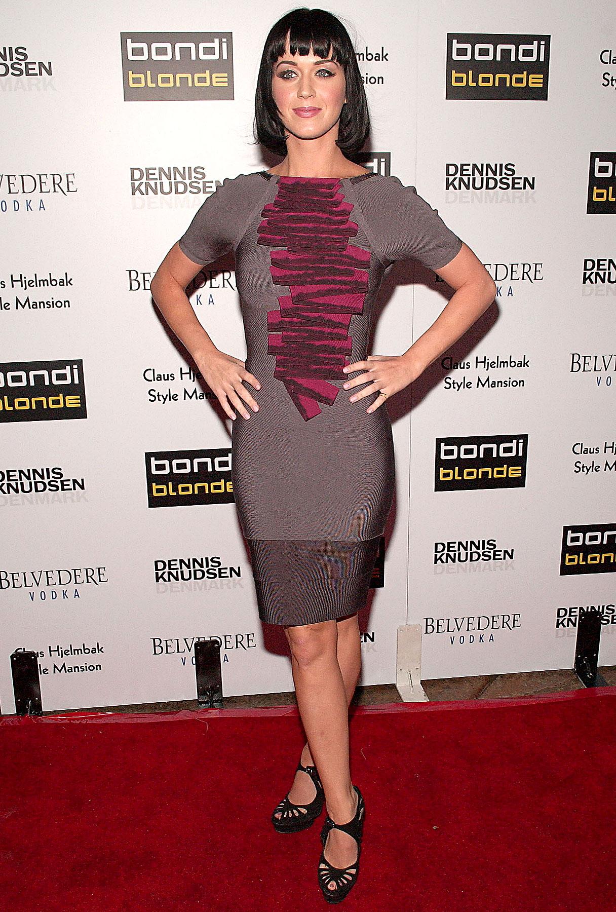 Katy Perry Denies Benji Madden Hook-up