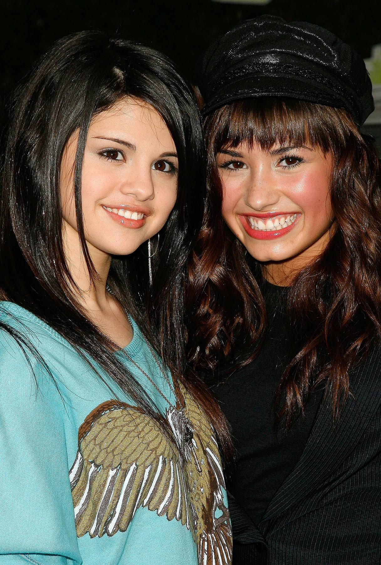 Selena Gomez and Demi Lovato Are Wham! Ma'ams